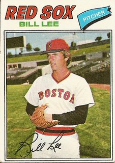 Bill Lee Baseball Card