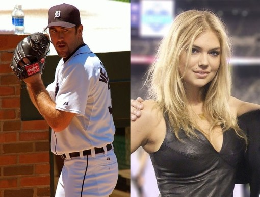 When did verlander start dating kate upton