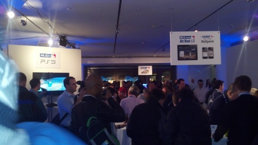 mlb event nyc